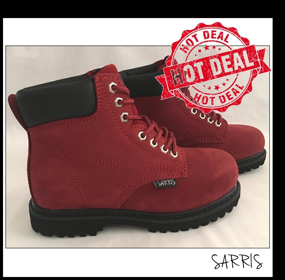 Señoras Señoras Señoras Encaje Seguridad botas De Trabajo Puntera De Acero Varios Tamaños  la mejor oferta de tienda online