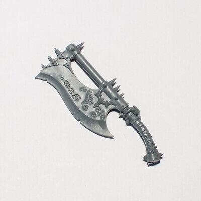 Cordiale Cavalieri Del Caos Everchosen Varanguard Ensorcelled Axe-g1858-mostra Il Titolo Originale