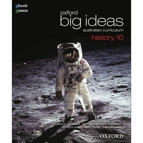 1 of 1 - Oxford Big Ideas History 10 Australian Curriculum Student Book + Obook/Assess...