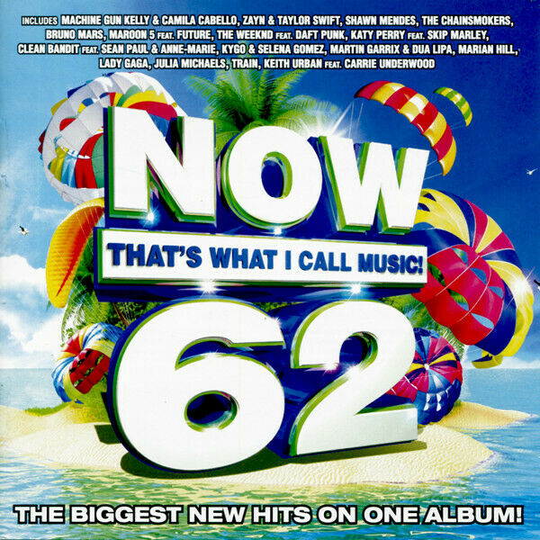 Varios Artistas - Now That's What i Call Music! 62 CD #G1988862