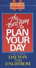 The Best Way to Plan Your Day (Pocket guides)-ExLibrary
