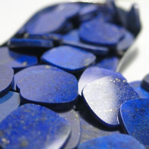 Echter Lapis Lazuli Antik 4ct 14x14mm