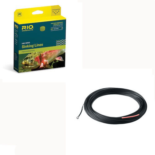 Rio InTouch Deep 5 Fly Line, New New New - w Free Shipping in US   966d25