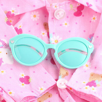 best gift fashion cute glasses for 18inch American girl doll party b592