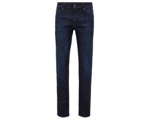 Hugo Boss Maine BC-P Ink 50389684 410 Regular Fit Mens Jeans Blue