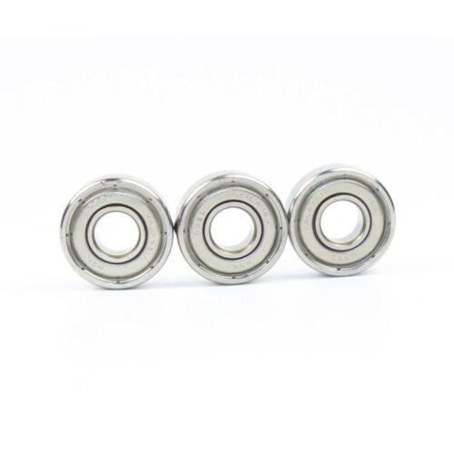10pcs Deep Groove Ball Bearing Radial 695-6901 Rubber//Metal Seal 2RS//ZZ-ALL SIZE