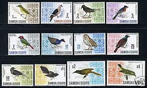 SAMOA-BIRDS-SCOTT-265-74B-MINT-NEVER-HINGED