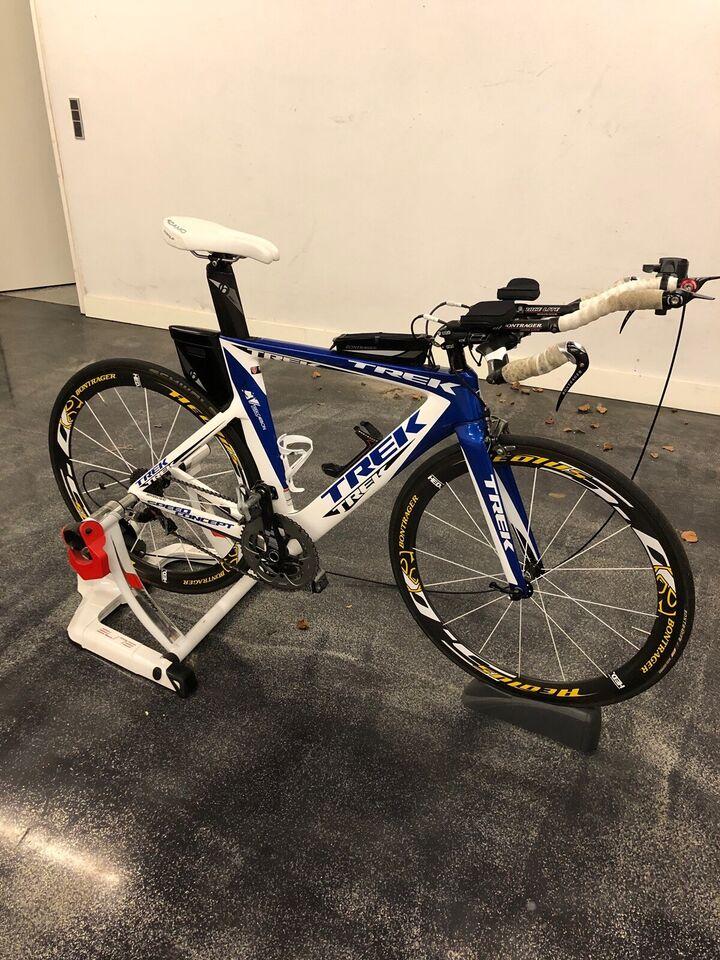Triatloncykel, Trek 7,5, 54 cm stel