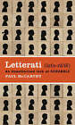 Letterati by Paul McCarthy (Paperback, 2008)