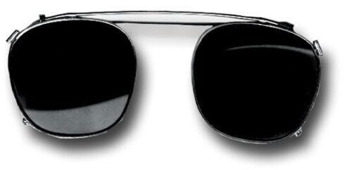20300 1 paire de RAF Clip-sur Lunettes de soleil avec étui