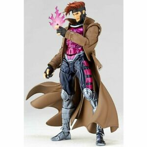 KAIYODO-AMAZING-YAMAGUCHI-GAMBIT-figure-complex-Revoltech-SPIDER-MAN-X-Men