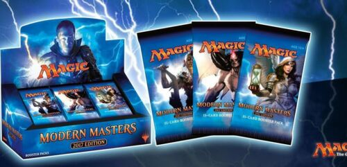 1x modern masters 2017 MM17 Sealed booster box Fast Shipping from US