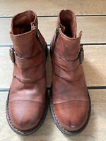 Eksklusive salg DAME Korte støvler SKO Lofina støvlet sort