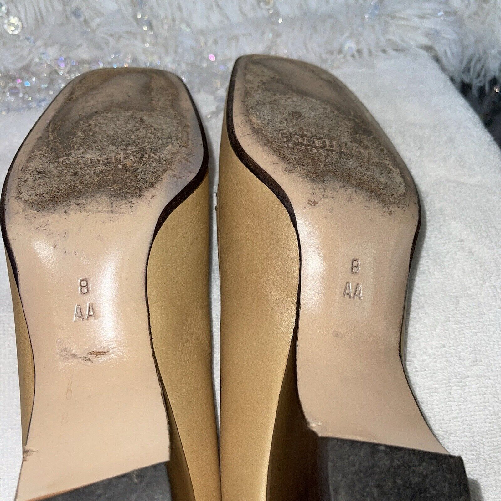 Cole Haan Country Leather Loafers Womens 8AA Tan … - image 7