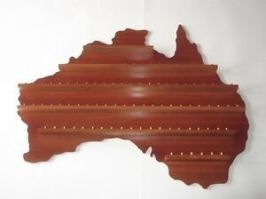 100pc-Australia-Wooden-Thimble-Display-Rack-Mahogany-huge-range-see-list