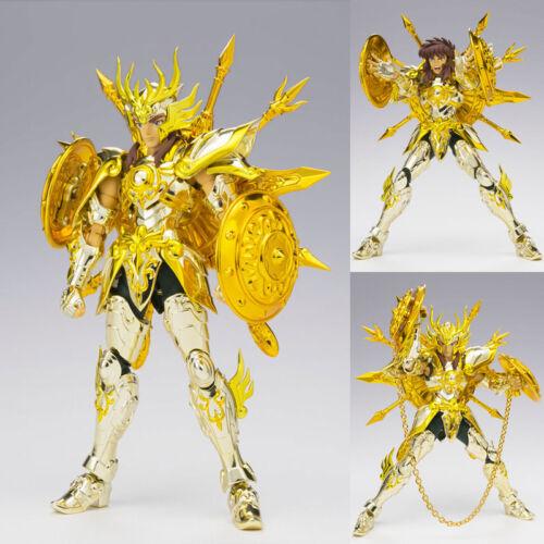 In STOCK BANDAI Saint Seiya Myth Cloth EX soul of gold Libra Dohko  Figure