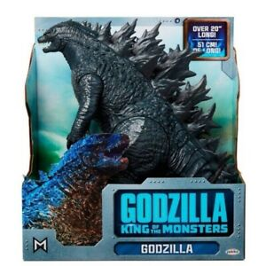 Godzilla-Jakks-King-Of-Monsters-Movie-20-034-Action-Figure-Toy-BRAND-NEW-In-Stock
