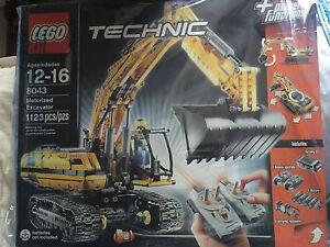 lego excavator technic 8043 remote control fun fun fun. Black Bedroom Furniture Sets. Home Design Ideas