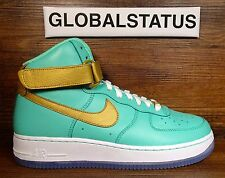 """NIKE ID AIR FORCE 1 HIGH """"LADY LIBERTY STATUE"""" SHOES 779426 991 MEN 7.5 WMNS 9"""