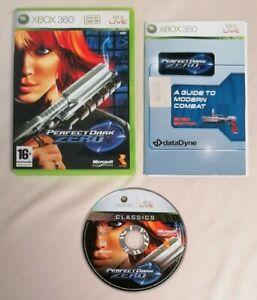 Video Juego-Xbox 360 Perfecto Sin Video Juego Completo BOXED PAL 16+ Microsoft