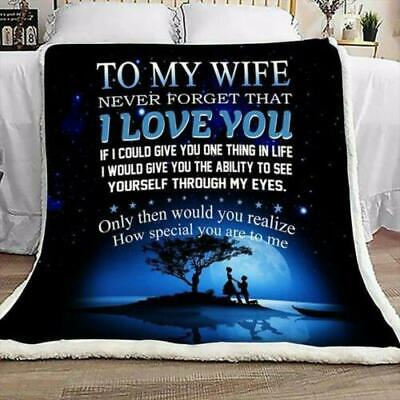 Friends I/'ll Be There For You Fleece Blanket 50x60x80 Made In US