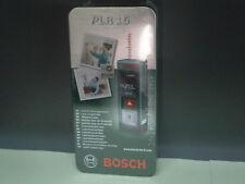 Bosch Entfernungsmesser Plr 15 : Bosch laser entfernungsmesser plr 15 ebay