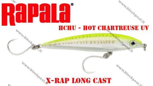 DIFFERENT COLORS Rapala X-Rap Long Cast // SXRL14 14 cm Brand new 54 g