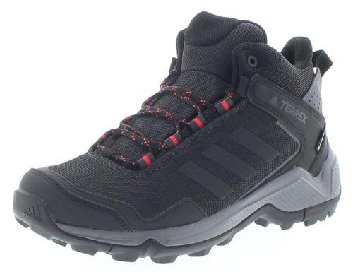 adidas Damen Wander Stiefel Terrex Eastrail MID GTX W CARBON//CBLACK//ACTPNK