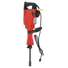 2200w Heavy Duty Electric Demolition Jack Hammer Concrete Breaker Punch 110v
