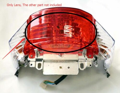 SCOOTER REAR TAIL LIGHT LENS COVER for CHINESE SUNNY SCOOTER TAOTAO GY6 50