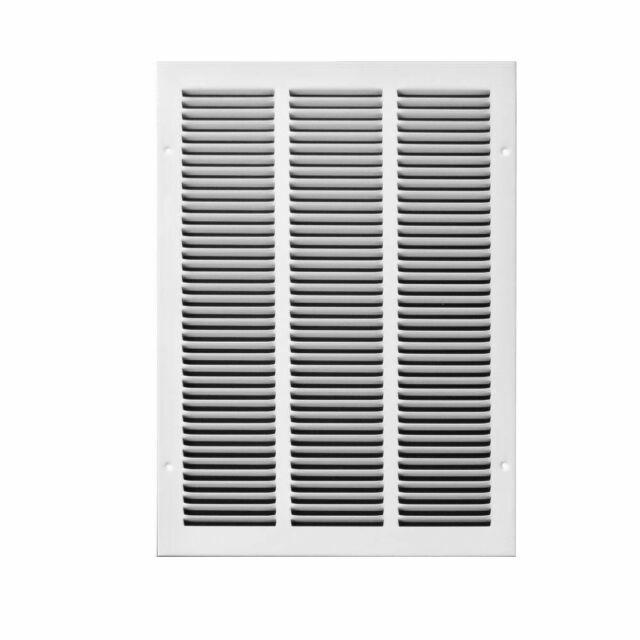 HVAC 4JRU1 GRAINGER APPROVED Filtered Return Air Grille,20x25 ...