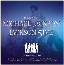Michael Jackson/Jackson 5 Best Of CD NEW SEALED ABC/Ben/I Want You Back+