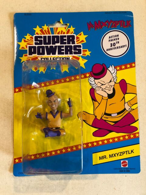 Mxyzptlk Super Powers Collection Matty Collector Exclusive BAF Kalibak Piece Mr