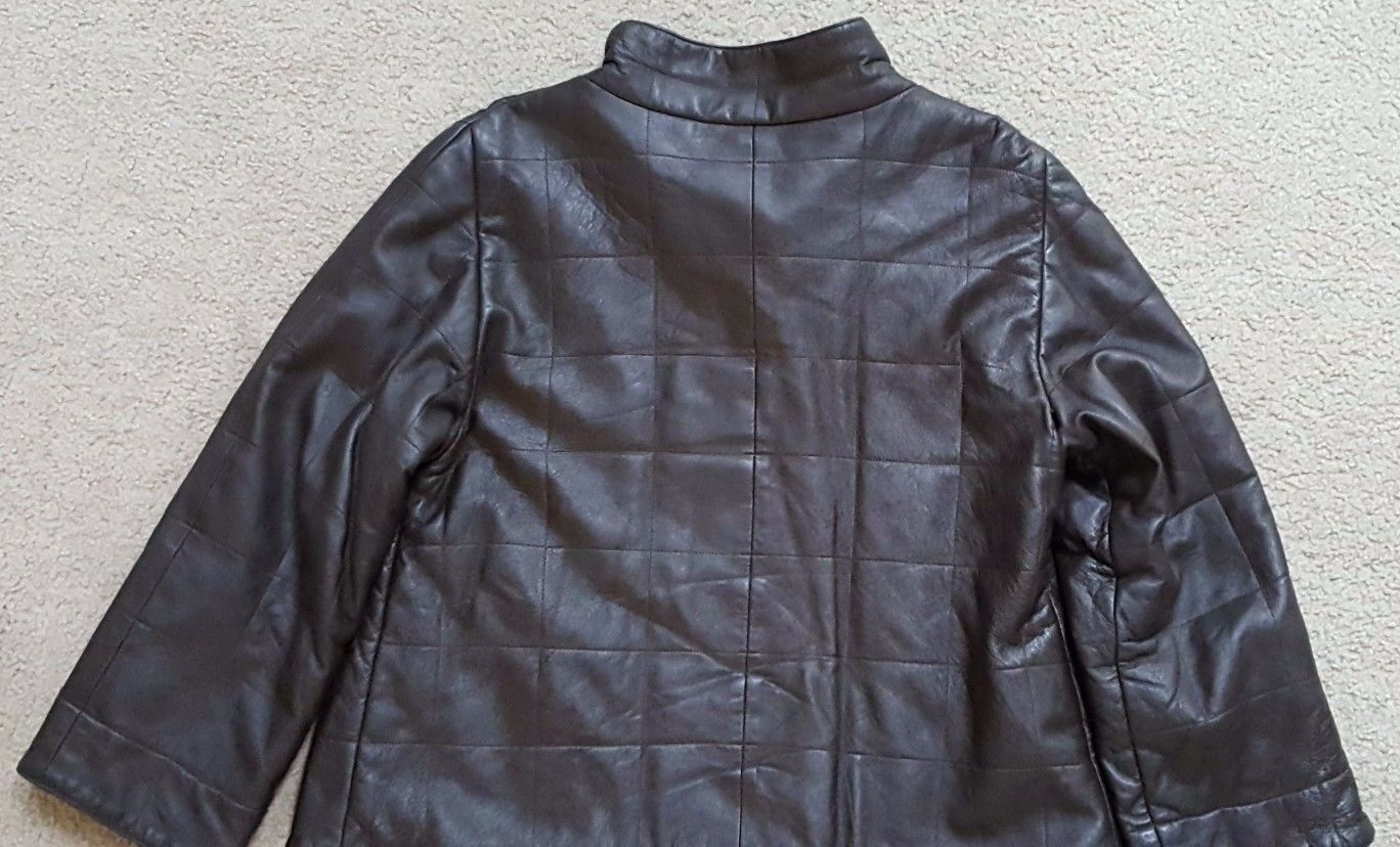 Vintage 1960s BONNIE CASHIN SILLS & CO Quilted Gl… - image 12