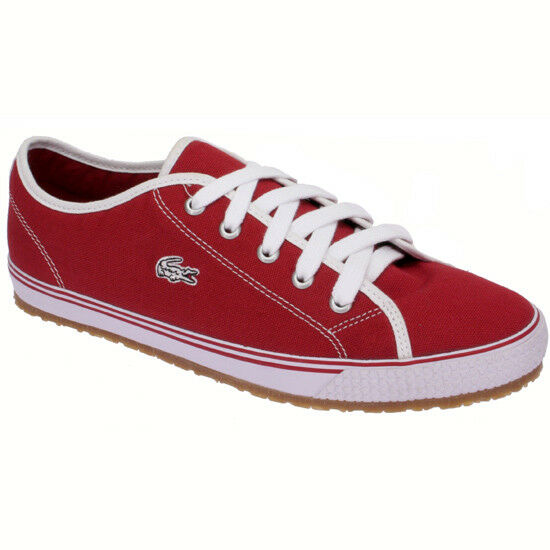 Lacoste shoes LACOSTE CASSIDAE red mod. CASSIDAE