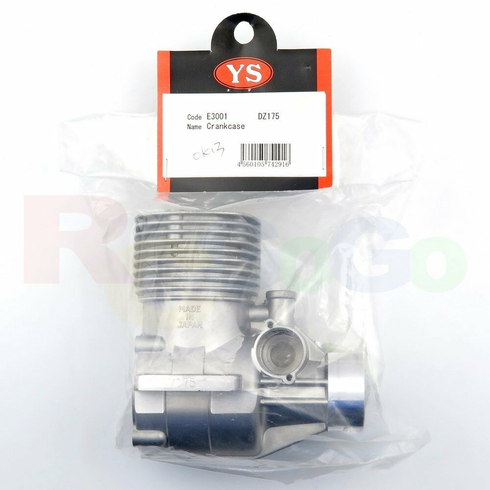 YS ENGINE PARTS CRANKCASE DZ175   YSE3001