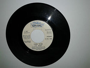 Wings-Freda-Payne-Disco-Vinile-45-Giri-7-034-Edizione-Promo-Juke-Box