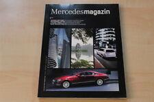 71134) Mercedes CLS - C-Klasse T-Modell W204 - Mercedes Magazin 04/2010