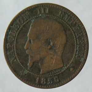 F10740-1-FRANCE-2-centimes-Napoleon-III-1856-BB