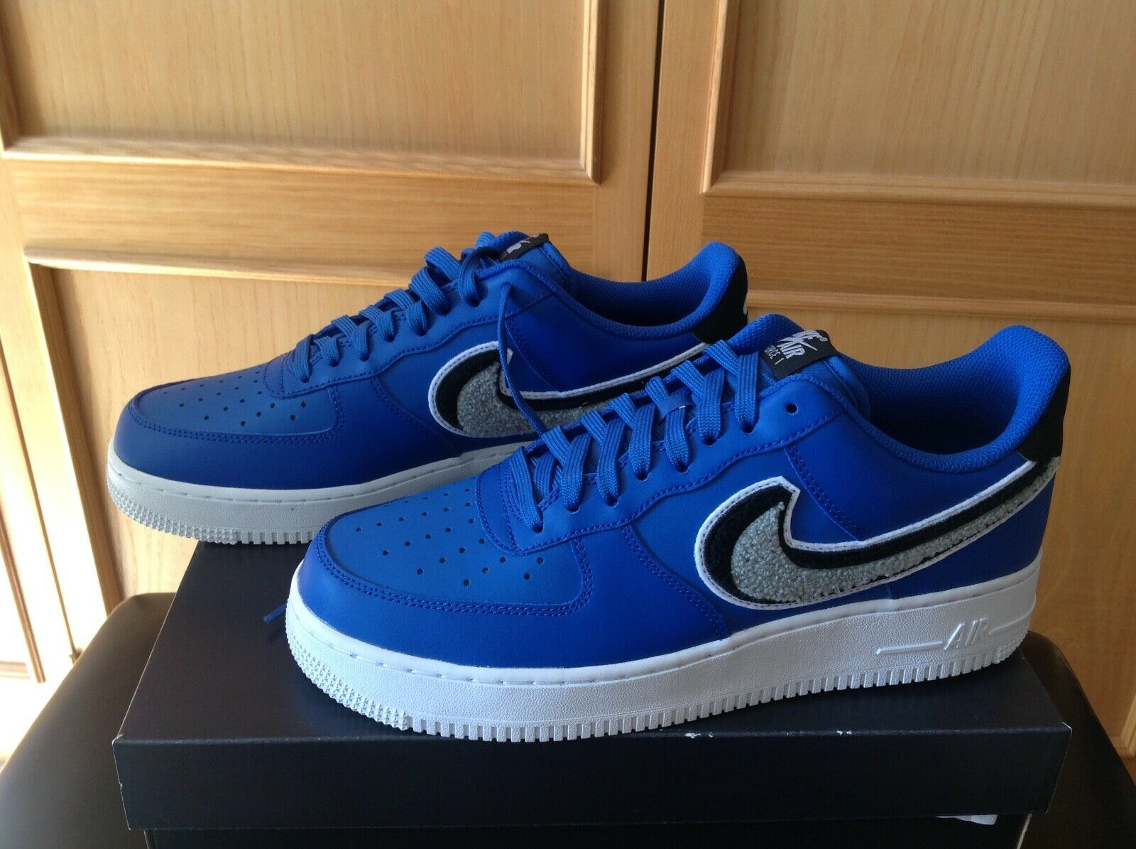 Nike Air Force 1 US 9,5 43 Game Royal
