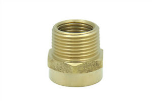 5-X-New-3-4-034-FHT-x-3-4-034-MIP-OR-1-2-034-FIP-Hose-Adapter-Brass-Garden-Hose-Fitting