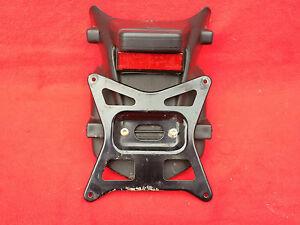 Ducati ST3 Bj2004 ST2 ST4  Original Kennzeichenhalter Kennzeichenträger