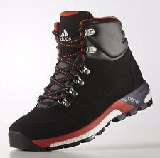 Mens Adidas Boost Urban Hiker Pathmaker Climawarm Black Snow Boots B24011 Sz 8.5