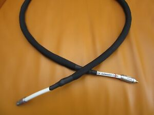 Subwoofer-cable-4ft-1505-by-TFA-with-super-tight-Furutech-connectors