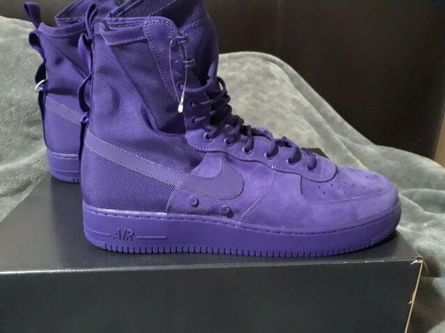 Nike Air Force 1 SF Af1 Court Purple