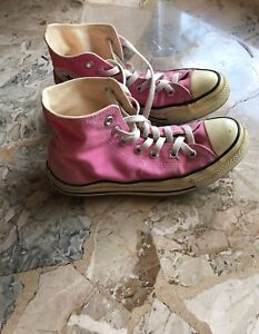 converse all star rosa alte