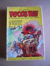 Gli Albi di Pecos Bill n°67 1961 edizioni Fasani  [G402]