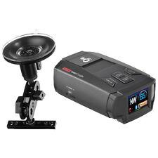 Cobra SPX 7800BT Max Performance Radar/Laser/Camera Detector & Windshield Mount