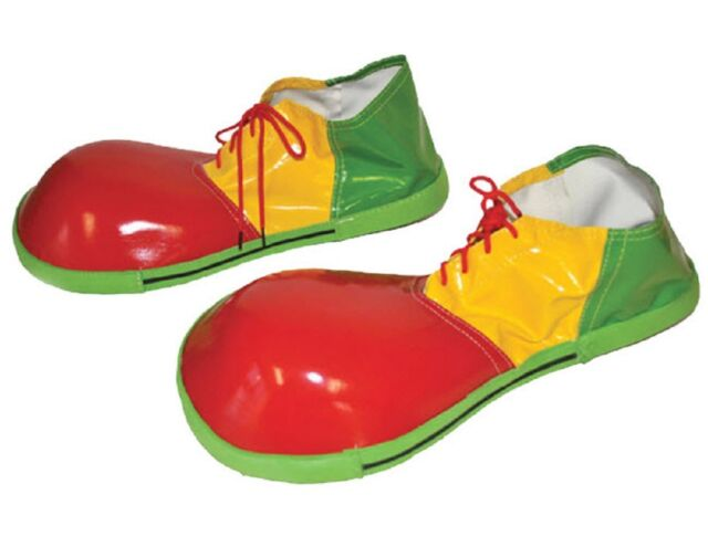 Vinyl Clown Shoes By Funny Fashions For Sale Online Ebay