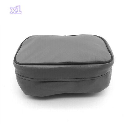 Black Motorcycle Tool Kit Bag Leather